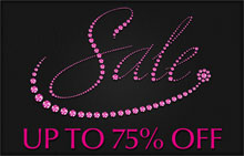 Jewellery sale - Up to 75% off