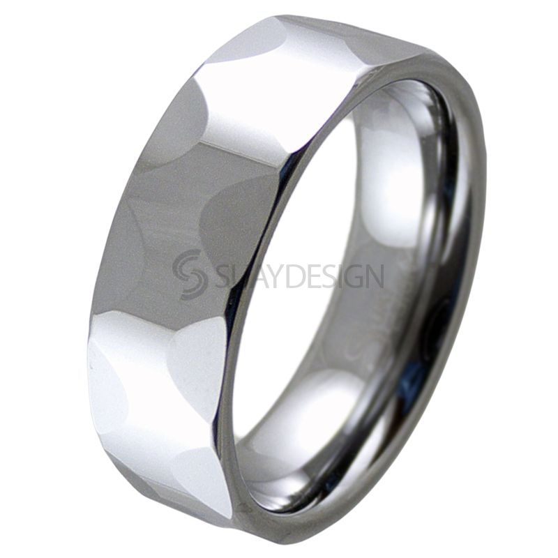 Women's Finesse Tungsten Ring
