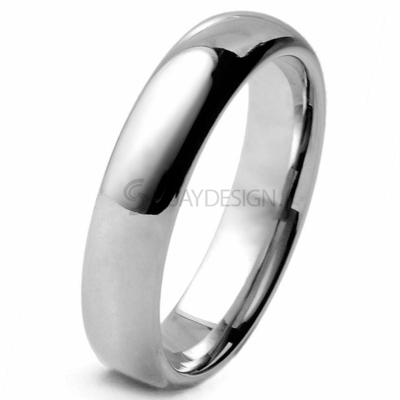 Women's Savant 5 Tungsten Ring