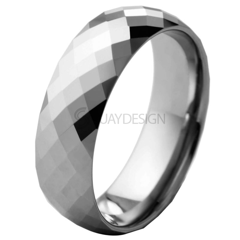 Women's Divine Tungsten Ring