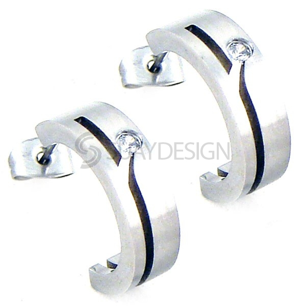Women's Odyssey Steel Earrings