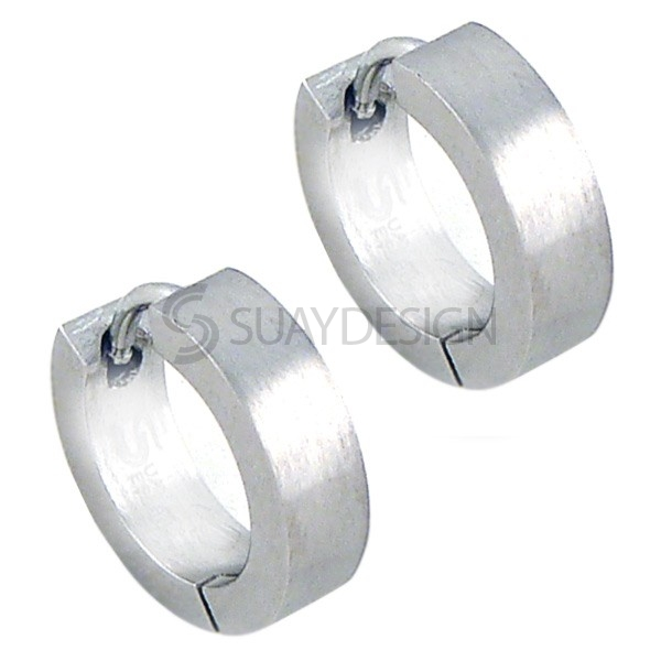 Women's Role Steel Earrings