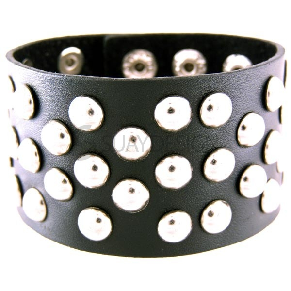 Kentish Town Leather Cuff