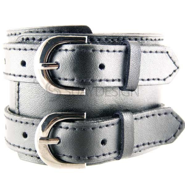 Women's Bank Leather Cuff