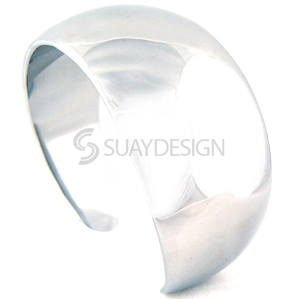 Women's Aura Steel Bangle