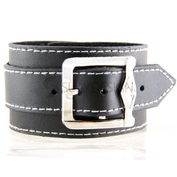 Waterloo Leather Cuff