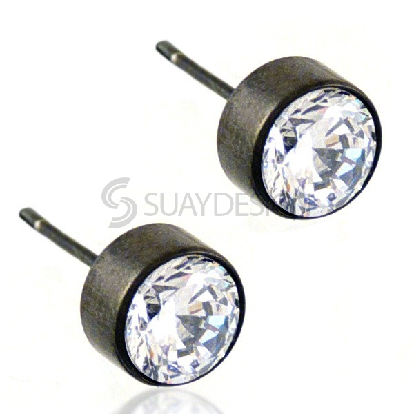 Women's Night Beam 7mm Studs