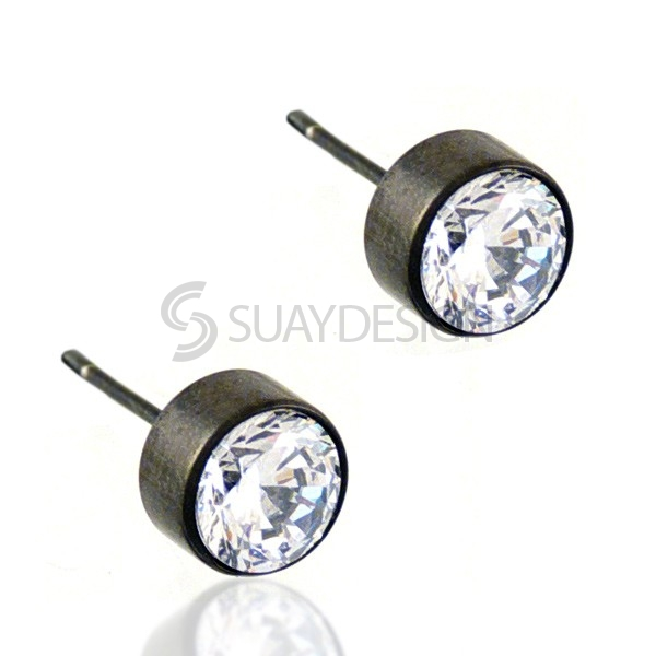 Women's Night Beam 5mm Studs