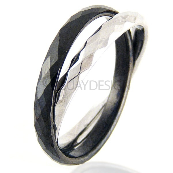 Women's Alliance Tungsten Ring