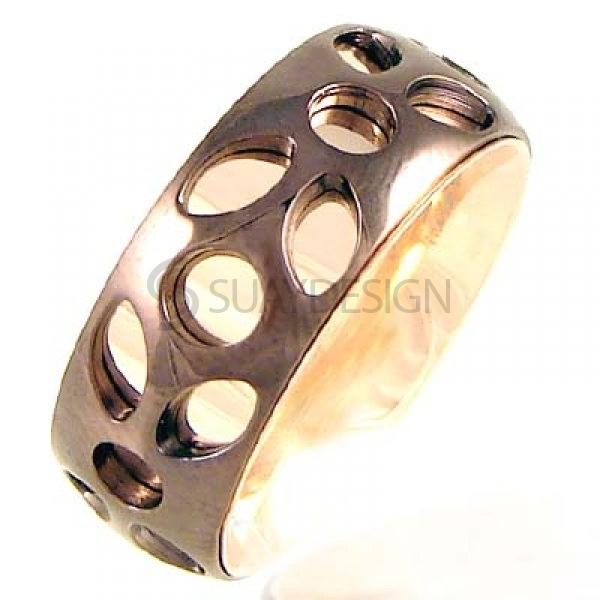 Women's Allure Titanium Ring