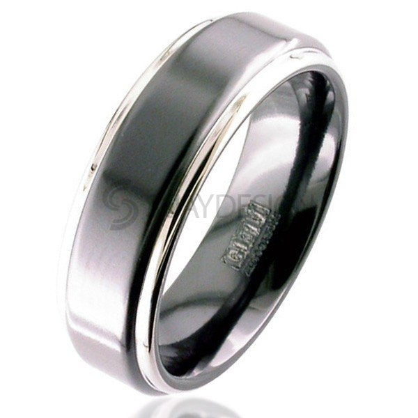 Zirconium Ring 4001RB-REV