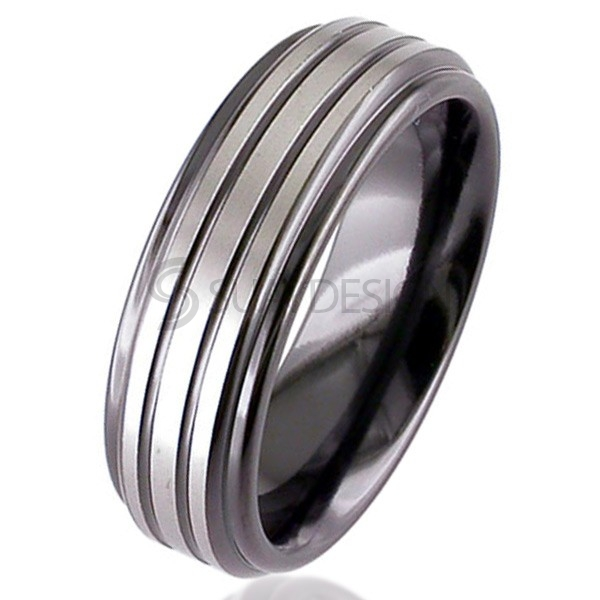 Zirconium Ring 4002RB
