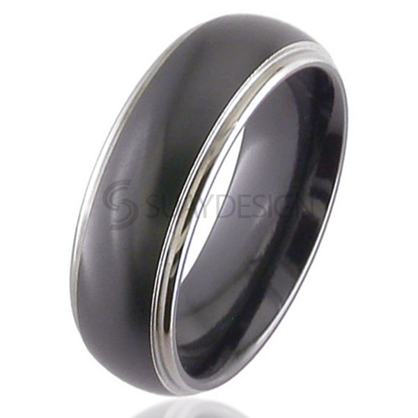 Zirconium Ring 4005RB-REV