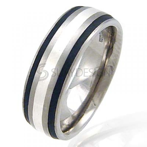 Women's Division Titanium Ring