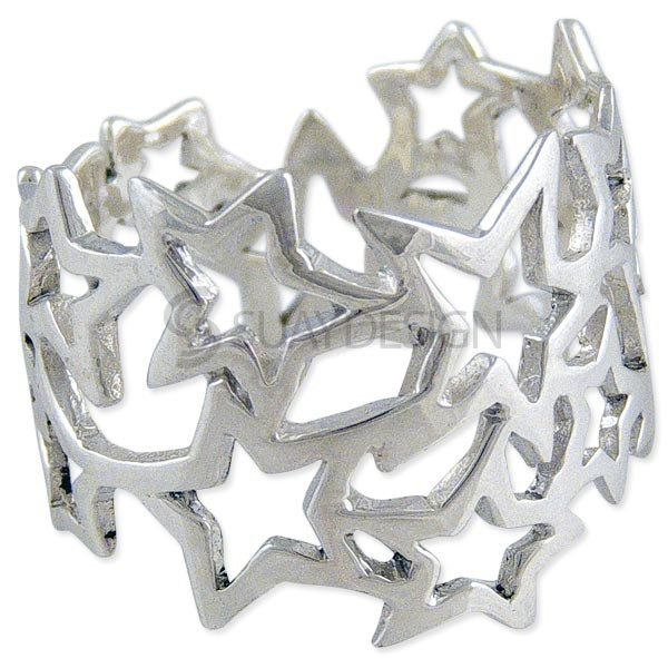 Women's Celeste Star Ring