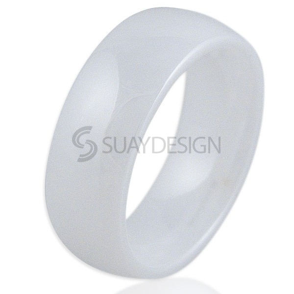 Women's Trend Ceramic Ring