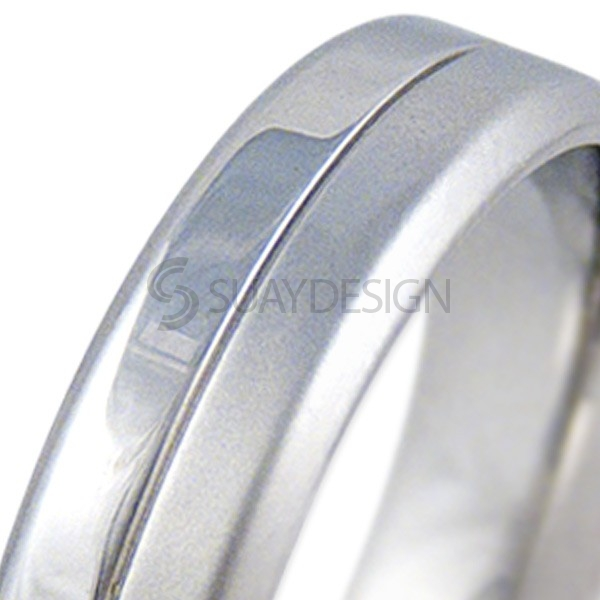Alternative photo: Women's Factor Steel Ring