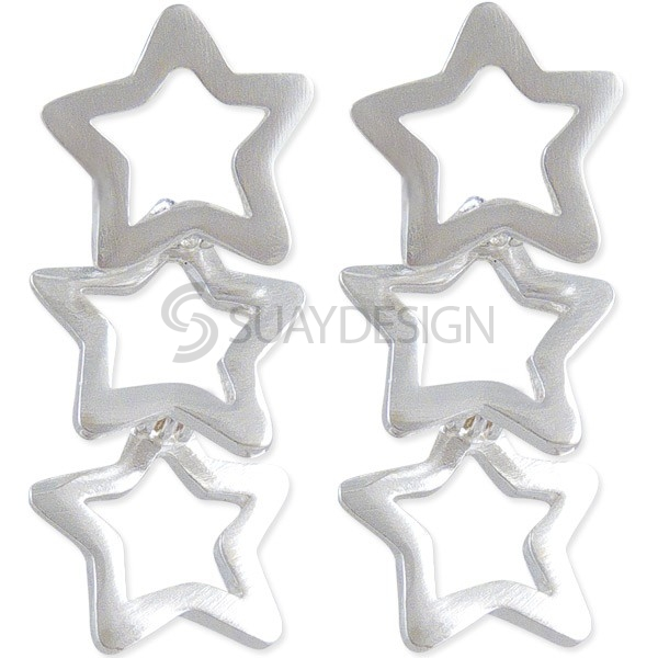 Women's Falling Star Earrings