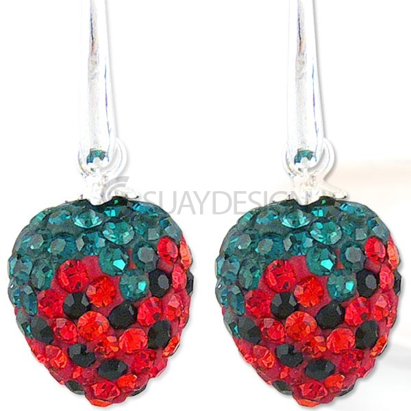Strawberry Delight Earrings
