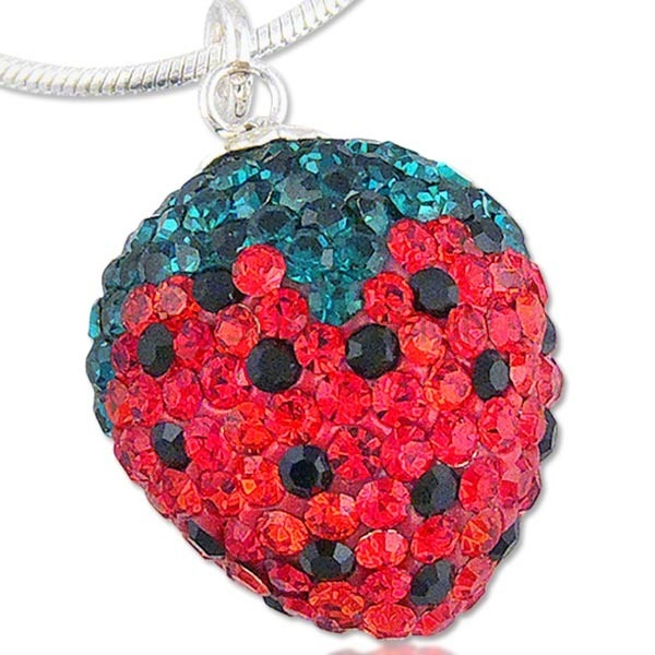 Women's Strawberry Delight Necklace