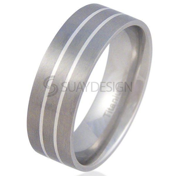Women's Dynamite Titanium Ring
