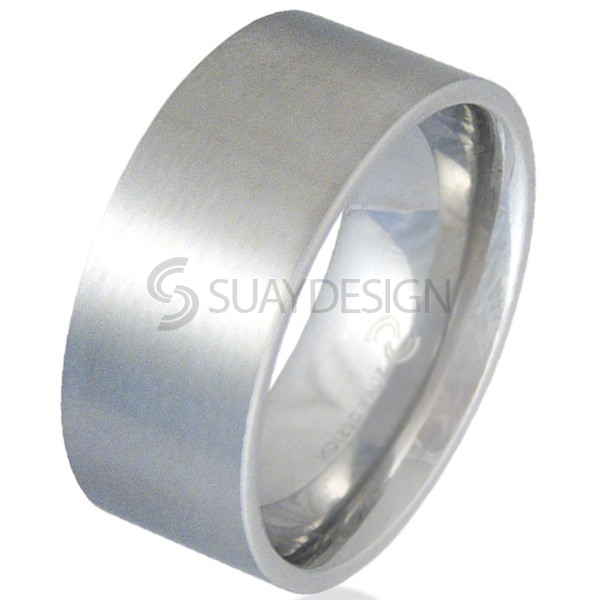 Women's Epic Steel Ring