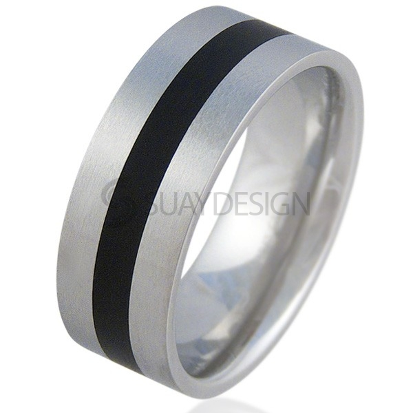 Women's Impact Steel Ring
