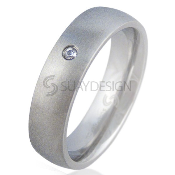 Women's Lure Steel Ring