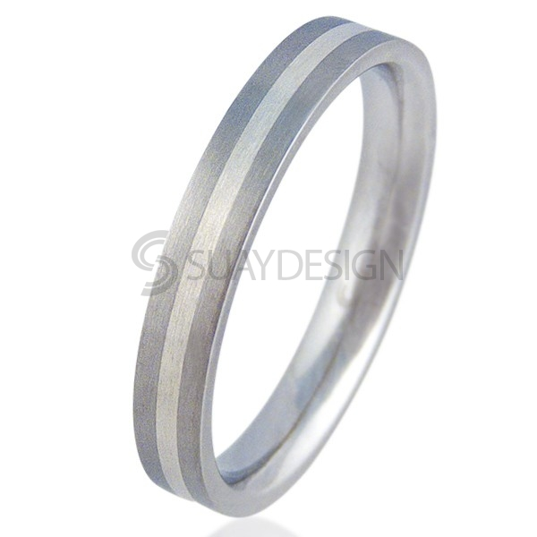 Women's Ultimate Steel Ring