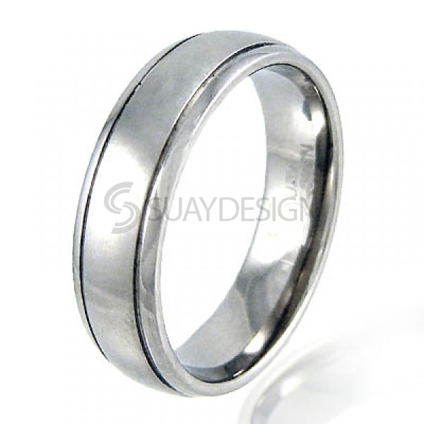 Women's One Titanium Ring