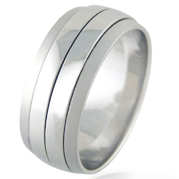 Rotate Steel Ring