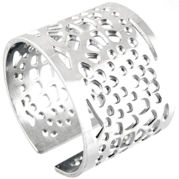 Women's Honey Steel Ring