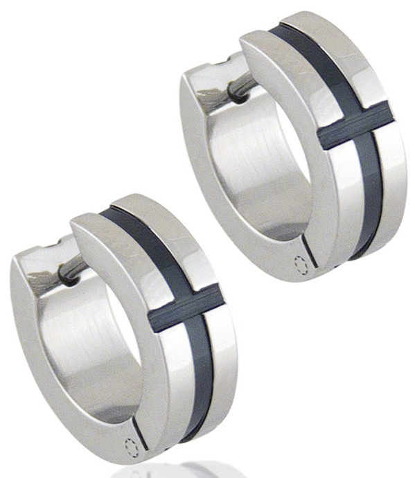 Women's Assure Steel Earrings