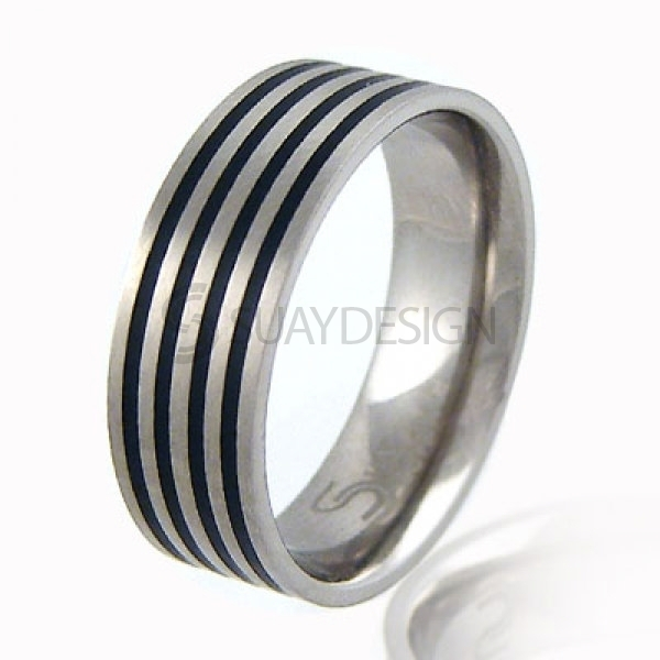 Women's Prodigy Titanium Ring