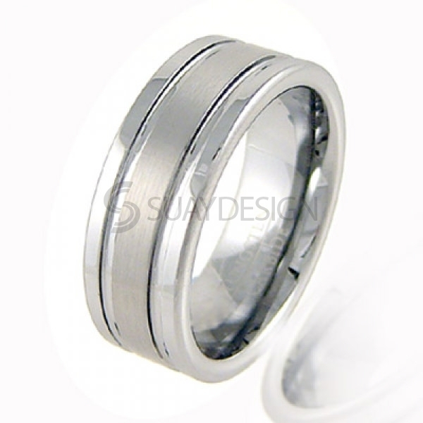 Women's Vigor Tungsten Ring