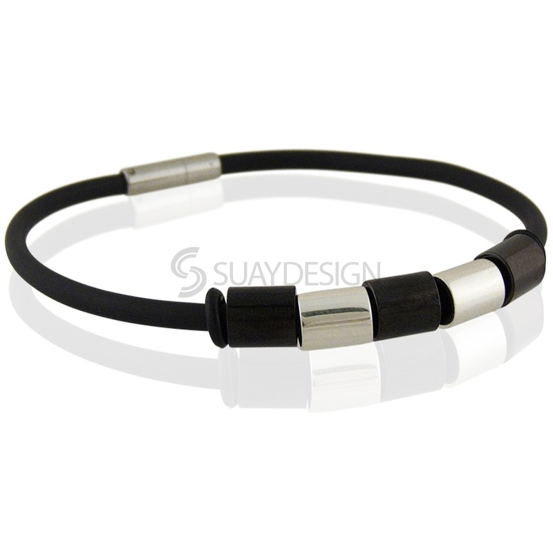 Women's Combination Titanium Bracelet 115