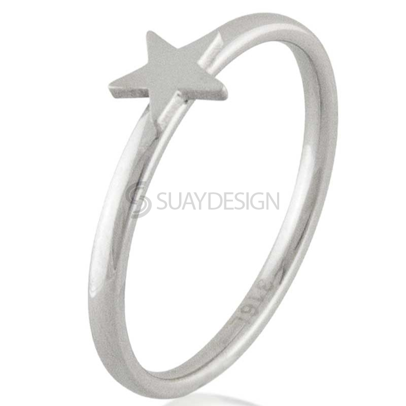 Women's Compliment Star Ring