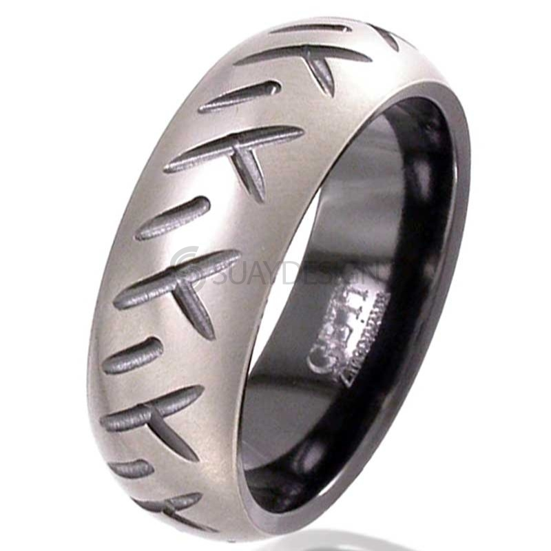 Zirconium Ring Z015RB