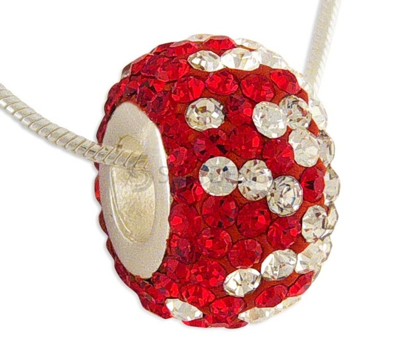 Women's Ruby Swarovski Wheel