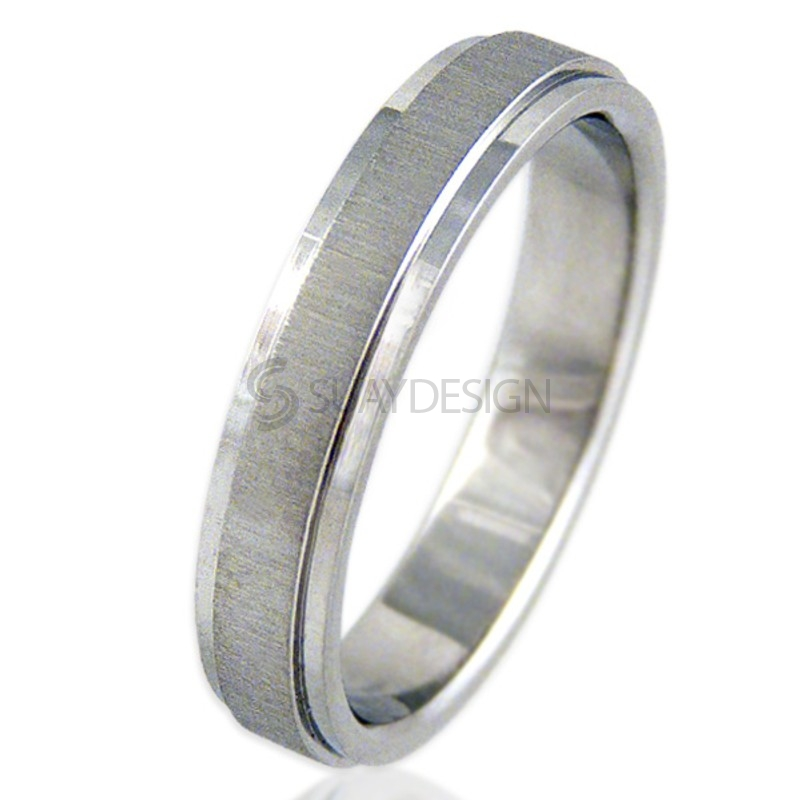 Women's Expectation Steel Ring