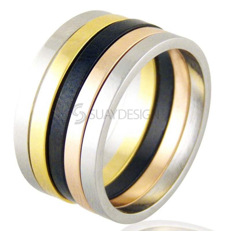 Women's Combination Rings