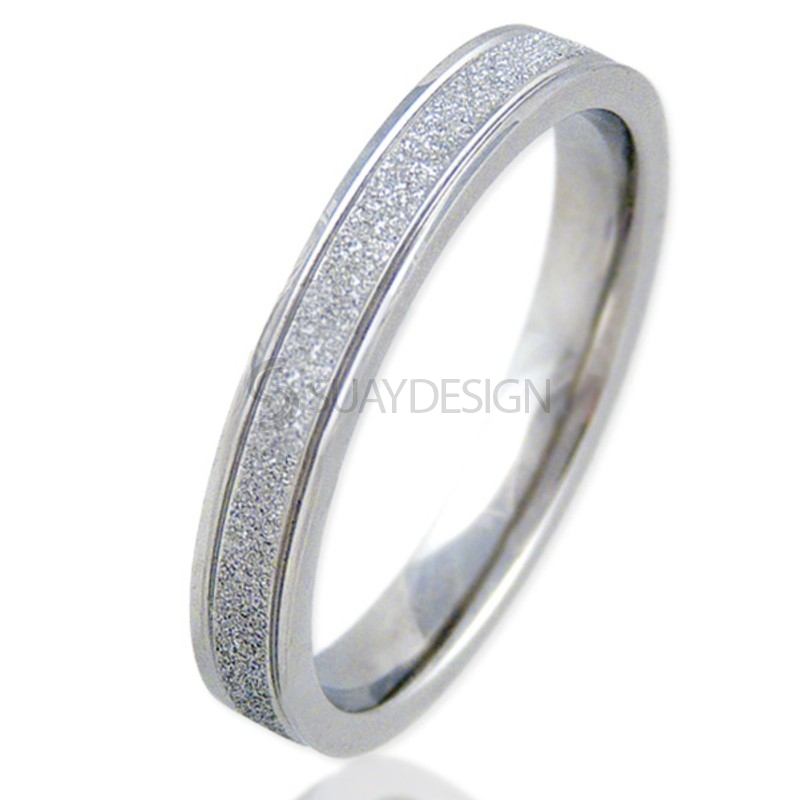 Women's Radiate 4 Steel Ring