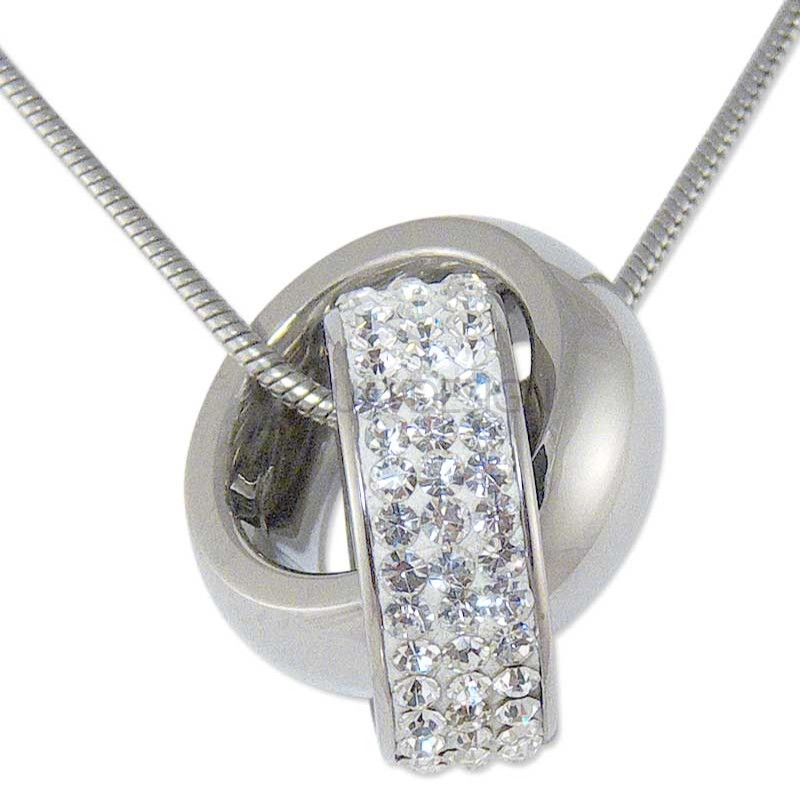 Women's Harmonise Crystal Necklace