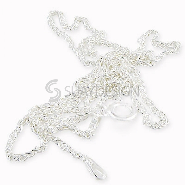 Women's Soft Silver Chain