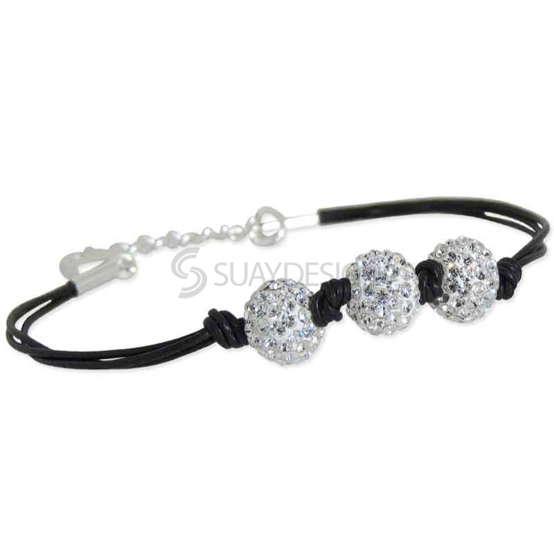 Women's Spangle Crystal Bracelet