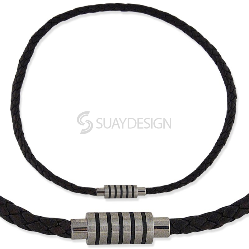 Utah Leather Necklace
