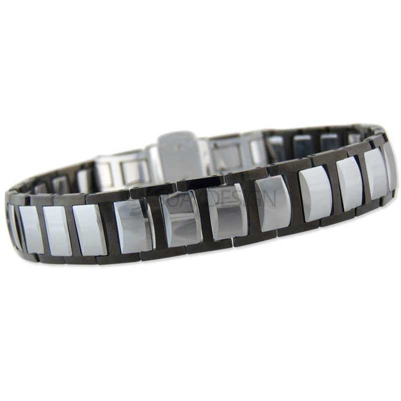 Ignite Tungsten Bracelet