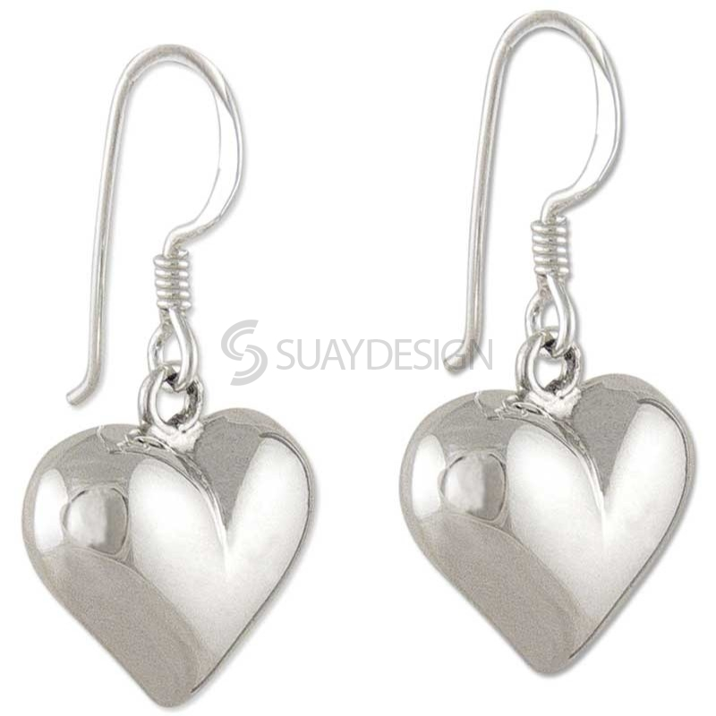 Women's Admire Silver Earrings