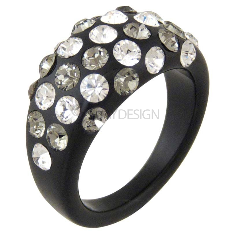 Women's Cherish Swarovski Ring