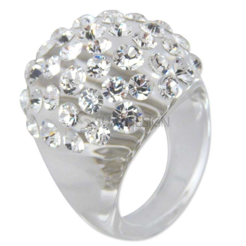Women's Adore Swarovski Crystal Ring